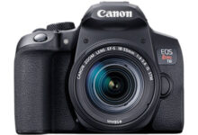 Canon EOS Rebel T8i Price in Bangladesh & Full Specifications