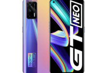 Realme GT Neo Price in Bangladesh & Full Specifications