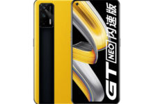 Realme GT Neo Flash Price in Bangladesh & Full Specifications