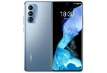 Meizu 18 Price in Bangladesh & Full Specifications