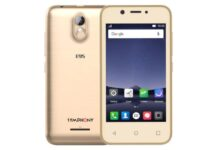 Symphony E95 Price in Bangladesh & Full Specifications