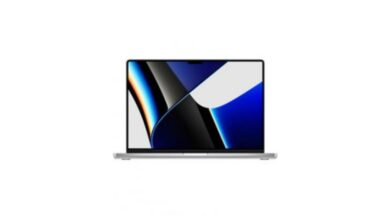Apple MacBook Pro 16-inch M1 Pro Laptop Price in Bangladesh Full Specifications