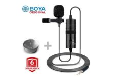 BOYA M1 Microphone Price in Bangladesh Full Specifications