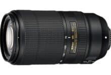 Nikon AF-P Nikkor 70-300mm F4.5-5.6E ED VR Camera lens Price in Bangladesh