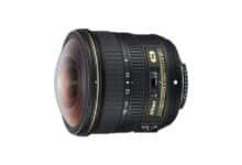 Nikon AF-S Nikkor Fisheye 8-15mm F3.5-4.5E ED Camera lens Price in Bangladesh